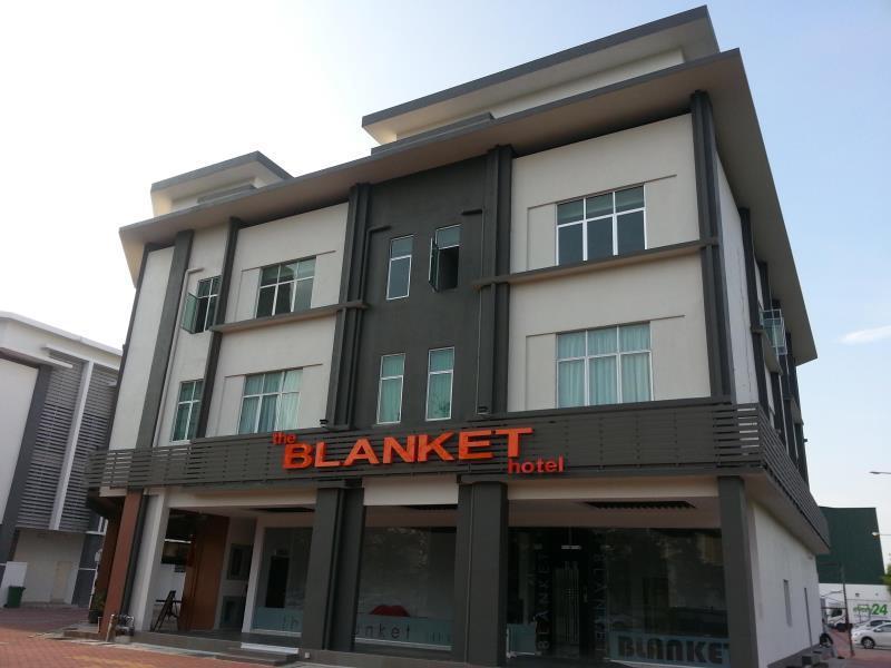 aset Blanked Hotel
